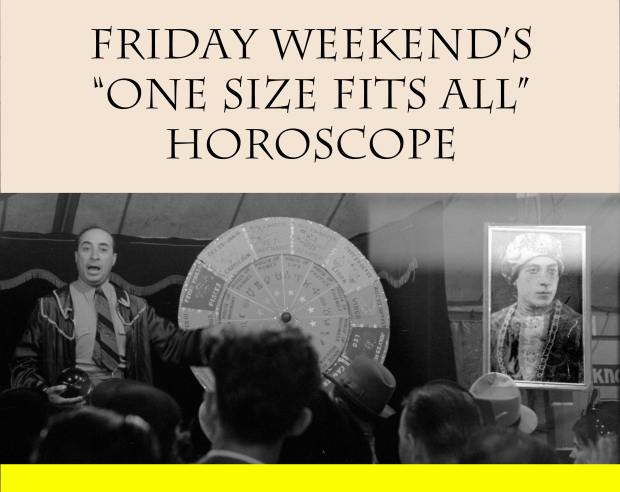 Friday-Weekend-Horoscope